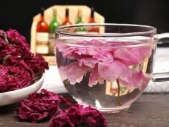 玫瑰花茶泡水喝的几种方式,有你喜欢的吗?