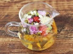 秋冬养生花茶来了!三款适合秋冬季节喝的花茶